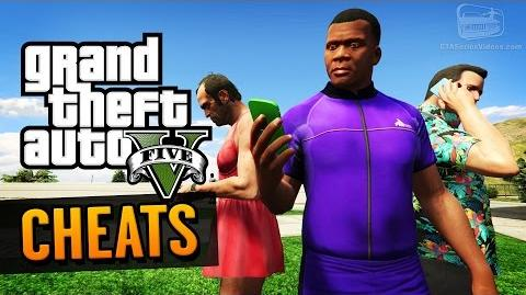GTA 5 Cheats (PC, PS4, Xbox One, PS3 & Xbox 360)