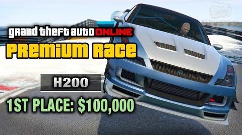 GTA Online - Premium Race 9 - H200 (Cunning Stunts)