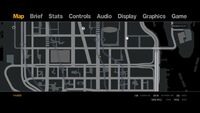 Out of Towners GTAIV Columbus Avenue Map