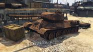 RogersSalvage&Scrap-GTAV-TankWreck