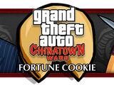 Chinatown Wars Fortune Cookie