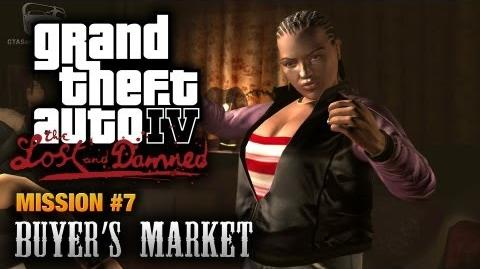 GTA The Lost and Damned - Mission 7 - Buyer's Market (1080p)