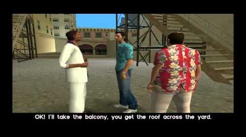 Grand Theft Auto Vice City Gameplay Playthrough w Turbid TG1 Part 6 - Protecting Diaz