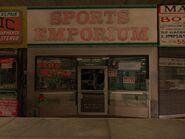 Sports Emporium Store