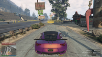 Vehicle Export Private GTAO Procopio Truckstop