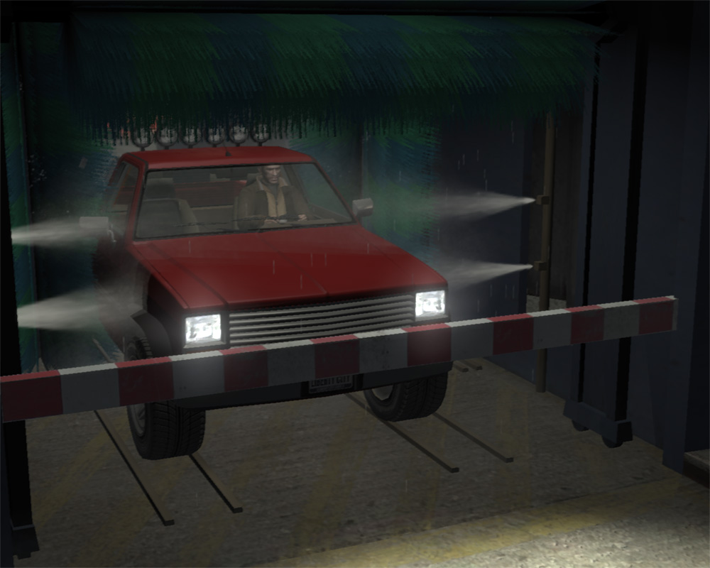 Car wash gta wiki fandom powered by wikia a rancher pick up truck being cleaned in a car wash publicscrutiny Choice Image