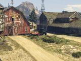 Farmhouse Fracas (Deathmatch)