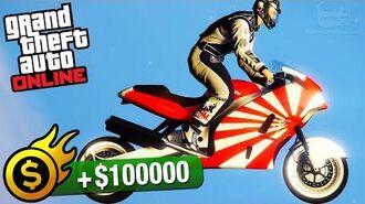 GTA Online Premium Race - Trench III