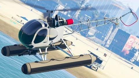 GTA Online SA Super Sport Series - Sea Sparrow