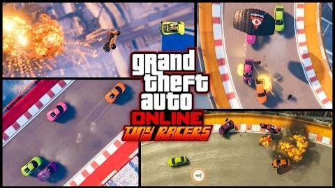 GTA Online Tiny Racers Trailer