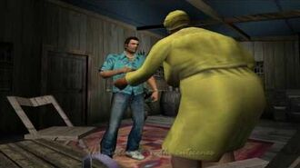 GTA Vice City - How to get into Auntie Poulet's house