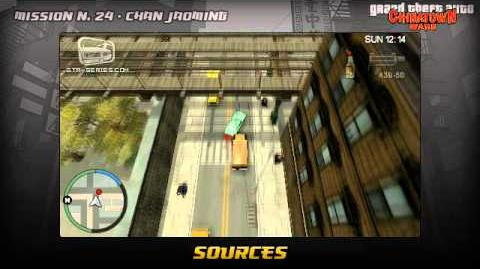 GTA Chinatown Wars - Walkthrough - Mission 24 - Sources