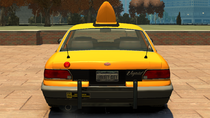 Taxi-GTAIV-Rear
