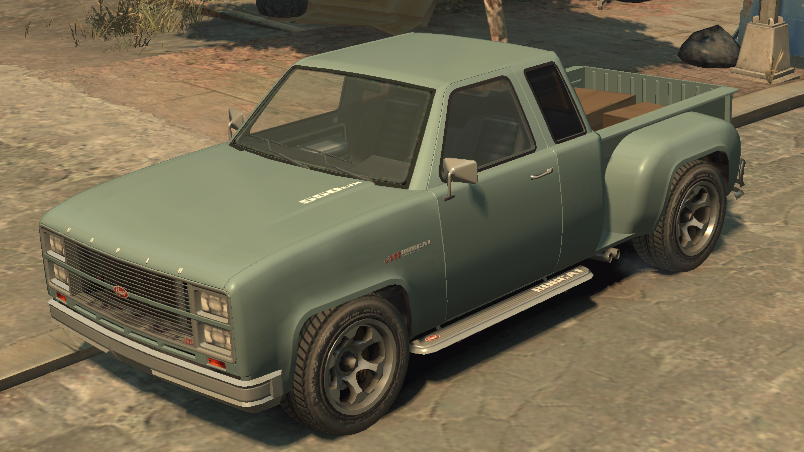All Chevy chevy c10 wiki : Bobcat | GTA Wiki | FANDOM powered by Wikia