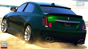GTA Online Albany V-STR (The Diamond Casino Heist)