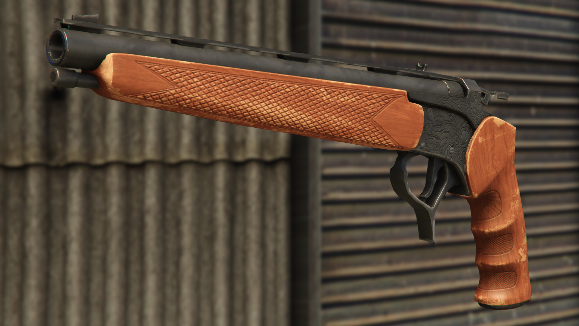 Marksman Pistol | GTA Wiki | FANDOM powered by Wikia