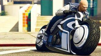 GTA Online Premium Race - Art to Art