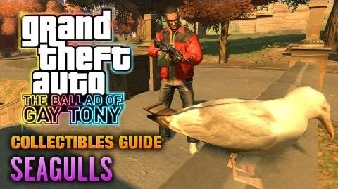 GTA The Ballad of Gay Tony - Seagulls Guide (1080p)