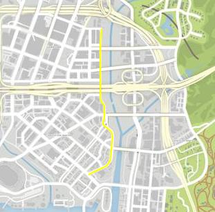 Little Bighorn Avenue GTA Wiki FANDOM powered by Wikia