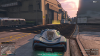 Vehicle Export Private GTAO Backlot City