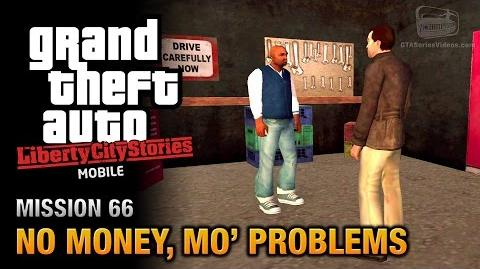 GTA Liberty City Stories Mobile - Mission 66 - No Money, Mo' Problems