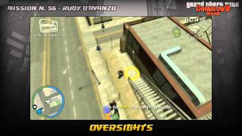 GTA Chinatown Wars - Walkthrough - Mission 56 - Oversights