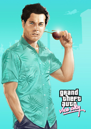 Vercetti Fan Art