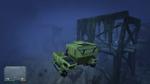Wreck DelPerro Sub GTAV Dock