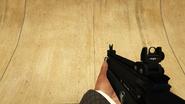 BullpupShotgun-GTAV-Aiming