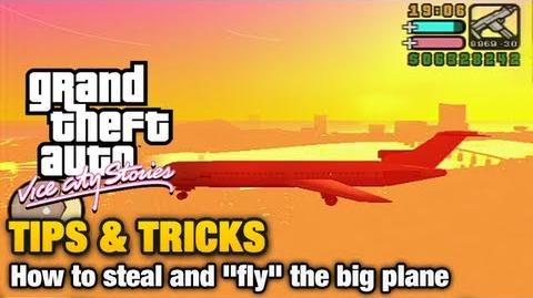 Video - GTA Vice City Stories - Tips & Tricks - How to steal and