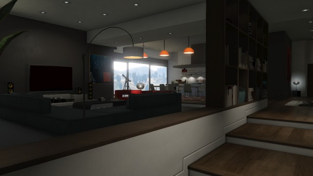 Image highlife gtav gta wiki fandom for Designer apartment gta 5