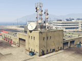 Los Santos International Airport Fire Station