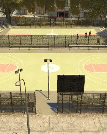 Rubin Basketball Courts Gta