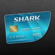 SharkCard-Tiger