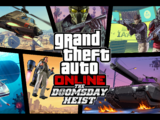 GTA Online: The Doomsday Heist