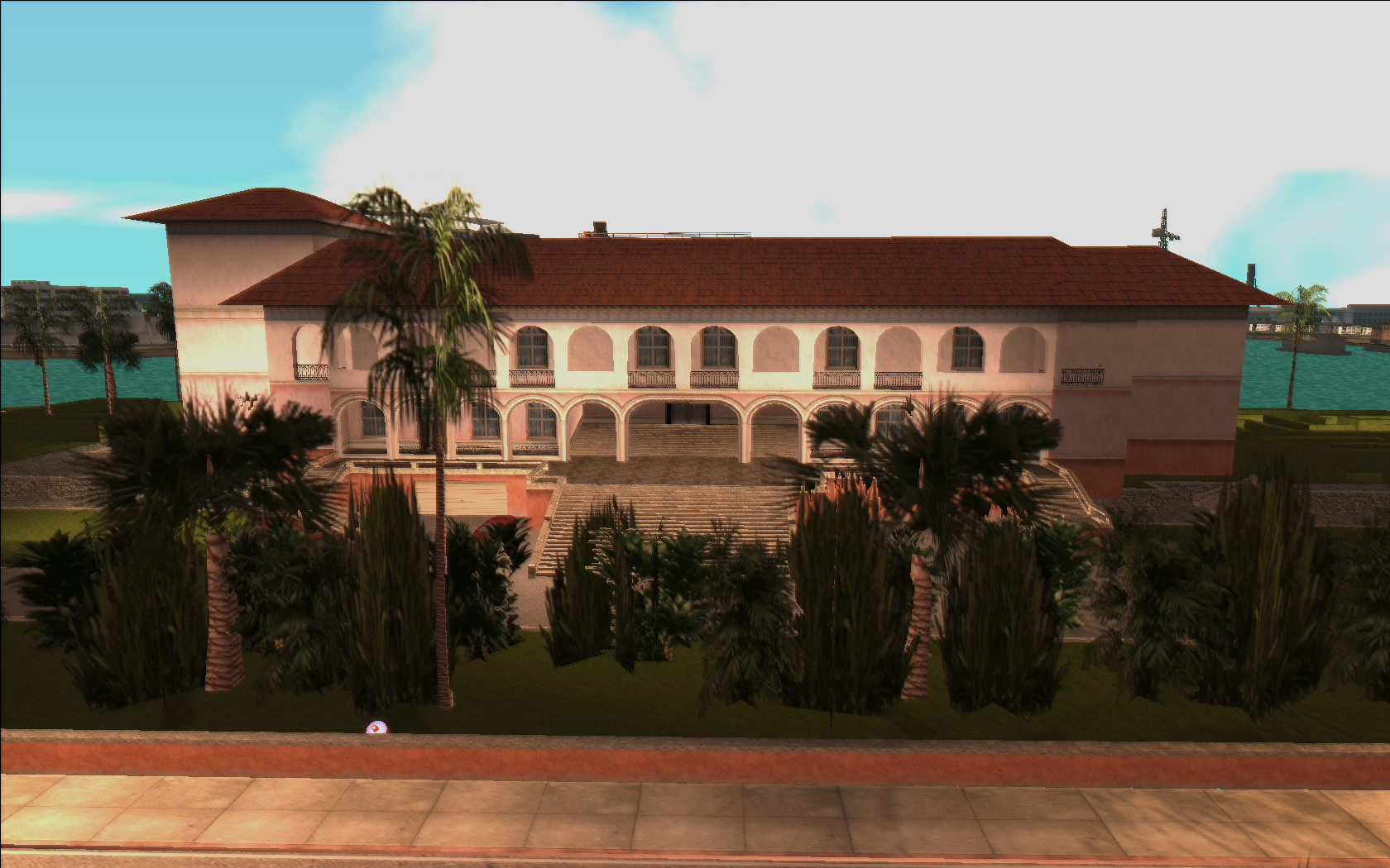 . Vercetti Estate   GTA Wiki   FANDOM powered by Wikia
