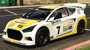 """FlashGT-GTAO-front-GlobeOil""""7""""Livery"""