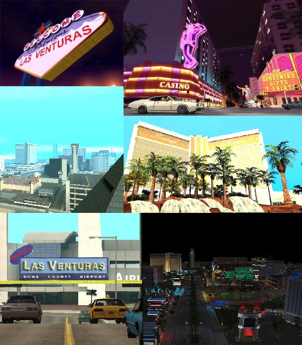 Las venturas gta wiki fandom powered by wikia for La motors las vegas