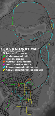 Railways-GTAV-Map