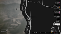 Vehicle Import Parked GTAO GOH Chumash Map