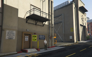 Backlot City GTAVpc Soundstages