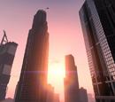 Downtown Los Santos (HD Universe)