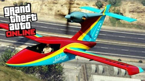 GTA Online - Western Seabreeze -Smuggler's Run Update-