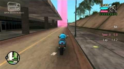 GTA Vice City Stories - Walkthrough - Escobar Run-Way - Turismo Race 1