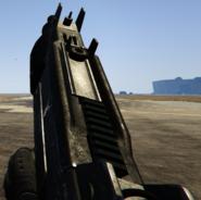 Micro SMG side view GTA V