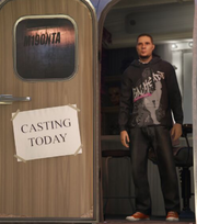 Director Mode Actors GTAVpc Downtown M Student