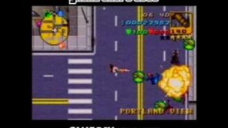 Grand Theft Auto Advance Official Trailer