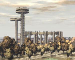 MeadowsPark-GTA4-LibertyStatePavillionTowers