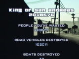 Criminal Ratings in GTA San Andreas