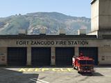 Fort Zancudo Fire Station